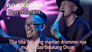 Video ANJI ❌ DRIVE - Katakanlah ( Drum Cam ) MP3, 3GP, MP4, WEBM, AVI, FLV Maret 2019