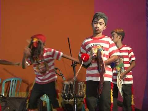 Tari Reog Anak - BAHARI Music Mojo Cah TeamLo Punya