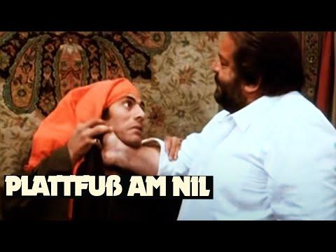 "Bud Spencer: ""Plattfuss am Nil"" - Trailer (1979)"