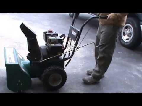 Toro CCR 2450 Spark Plug