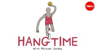 The math behind Michael Jordan's legendary hang time – Andy Peterson and Zack Patterson