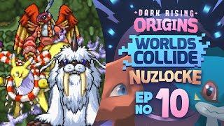JAVON SWAPS TEAMS Pokémon Dark Rising World's Collide Nuzlocke Ep 10 w/ TheKingNappy! by King Nappy
