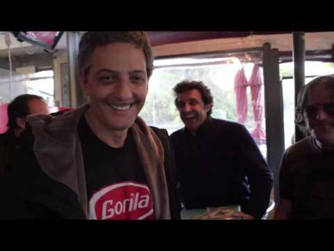 Video #FuoriProgrammaLiveforWeb con Flavio Insinna 16 Maggio 2014