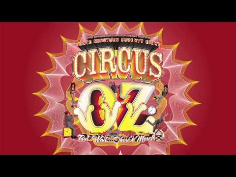 Circus Oz 2014 Television Commercial - 30 Second