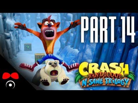VŠUDE JSOU VOSY! | Crash Bandicoot N. Sane Trilogy #14