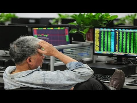 China stocks hit lowest level in nearly four years