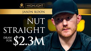 Video Biggest pot in TV poker history? Million Euro Cash Game at Triton Poker Super High Roller Series MP3, 3GP, MP4, WEBM, AVI, FLV Maret 2019