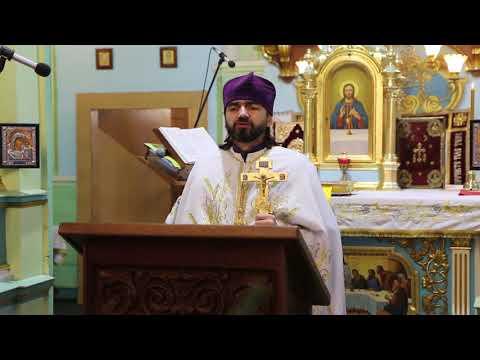 Вітання прот. Євгена Шувара з нагоди Різдва Христового.