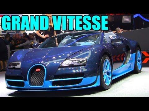 Bugatti  Bugatti Veyron Grand Sport Vitesse 2012 Geneva Motor Show