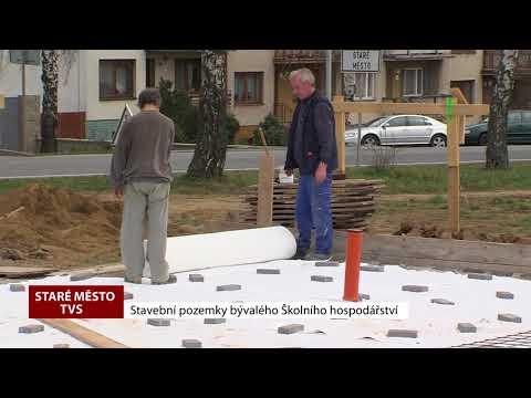 TVS: Staré Město - Stavební pozemky