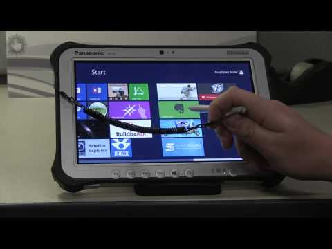 All Hands on Tech: Panasonic Toughpad FZ-G1