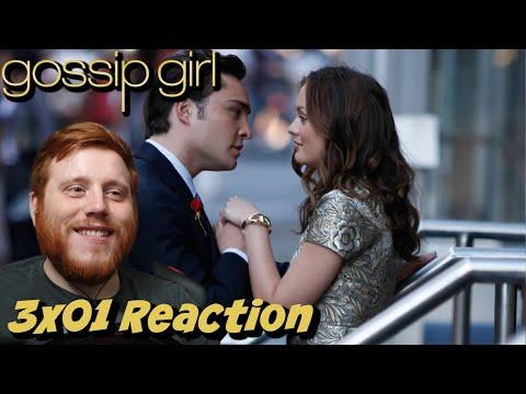Gossip Girl Season 3 Episode 1 Reaction