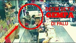 Download Video Detik-detik rekaman CCTV gempa di palu | Menegangkan gempa dan tsunami di Palu MP3 3GP MP4