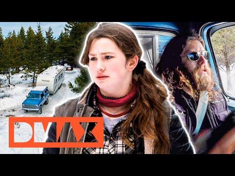 Der Winter naht: Setzt Bam sein Leben aufs Spiel?   Alaskan Bush People   DMAX Deutschland