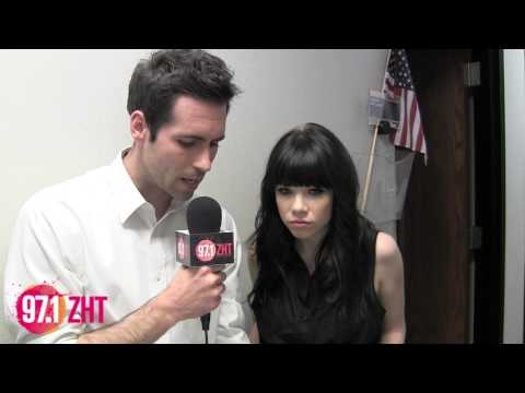 ZHTV: Carly Rae Jepsen Interview
