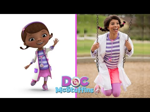 Doc McStuffins Characters In Real Life | Star Gom
