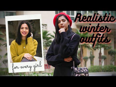 Winter Haul & Styling   Zara, HM, Forever New.