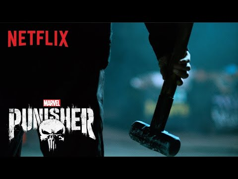 Marvel s The Punisher Trailer Frank Castle is
