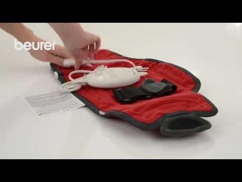 Vídeo de instrucciones de la almohadilla eléctrica HK 55 Easyfix