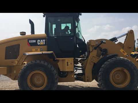 CATERPILLAR WHEEL LOADERS/INTEGRATED TOOLCARRIERS 930M equipment video sDqdmBKje1E