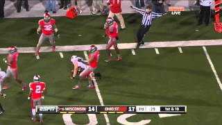 Russell Wilson vs Ohio State (2011)