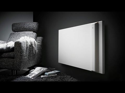 Radiatore elettrico digitale a basso consumo KLIMA - Radialight