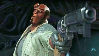 Annuncio Hellboy