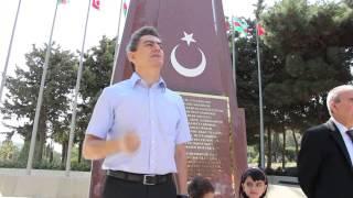 MilliŞura Türk Şəhidliyini ziyarət etdi