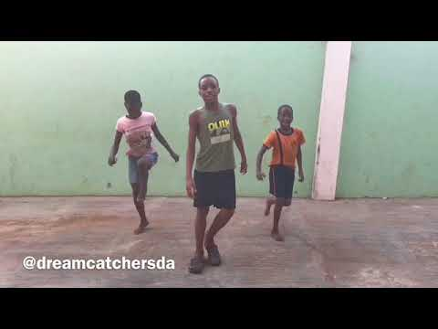 Shaku Shaku Dance Tutorial - Ikorodu Talented Kids ( Dream Catchers)