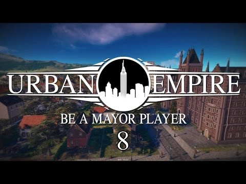 Прохождение Urban Empire #8 - Новый промышленно-экономический район