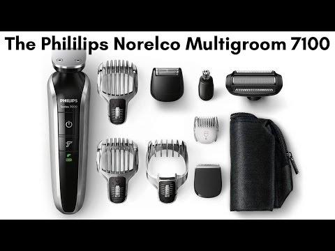 Philips Norelco Multigroom Series 7100 Unboxing