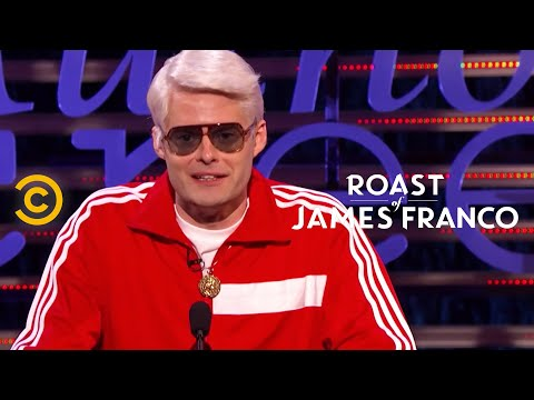 Roast of James Franco – The President of Hollywood – Uncensored
