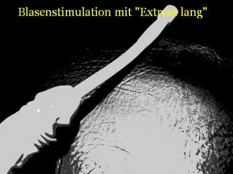 SchoepfersReiz.de -  31,5/1,3 cm Extrem lang - Silikon Dilatator - Prinzenzepter - Urethral Sounding