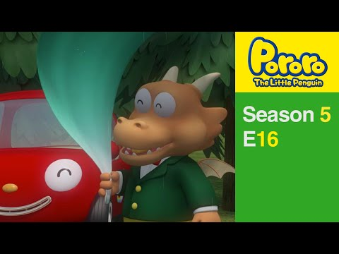 [Pororo S5] #16 Let's Go To Tongtong's House!
