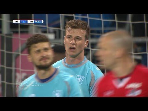 Samenvatting AZ - FC Twente (2-1)