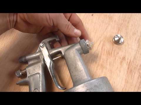 Mantenimiento de Compresor De Aire Y Pistola De Pintar