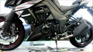 6. Kawasaki Z1000 ''Dark Stealth''  ''Black Edition'' 138 Hp 2012 * see also Playlist