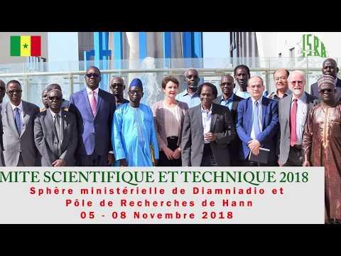 Comité Scientifique et Technique 2018