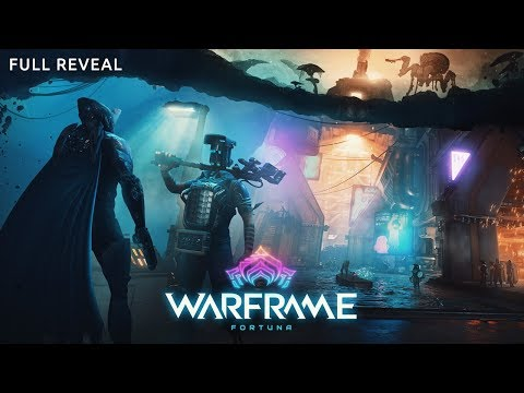 Warframe | Fortuna & Railjack - FULL 32-Minute Gameplay Demo