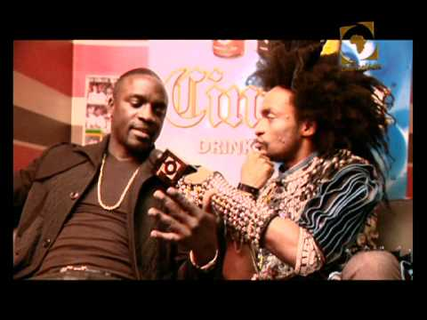 0 VIDEO: AKON Confirms Signing P Square, 2face & Wizkid  on Channel OWizkid P Square Channel O Akon 2face