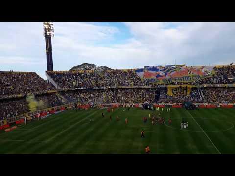 Recibimiento Rosario Central 0 - Atlético Tucumán 1 (Fecha 8 - Superliga) - Los Guerreros - Rosario Central