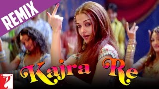 Kajra Re - Bunty Aur Babli - Remix Video