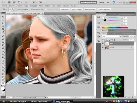 Moda: el pelo de la abuela ahora es tendencia | Pelos/Hair ...