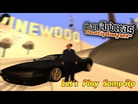 Секретарь-гонщик | Let's Play Samp-Rp [День 30]