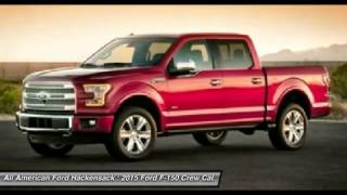 2015 FORD F-150 Hackensack, NJ IP-A18648