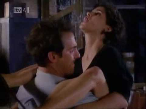 jami gertz - jami gertz making love on a chair.