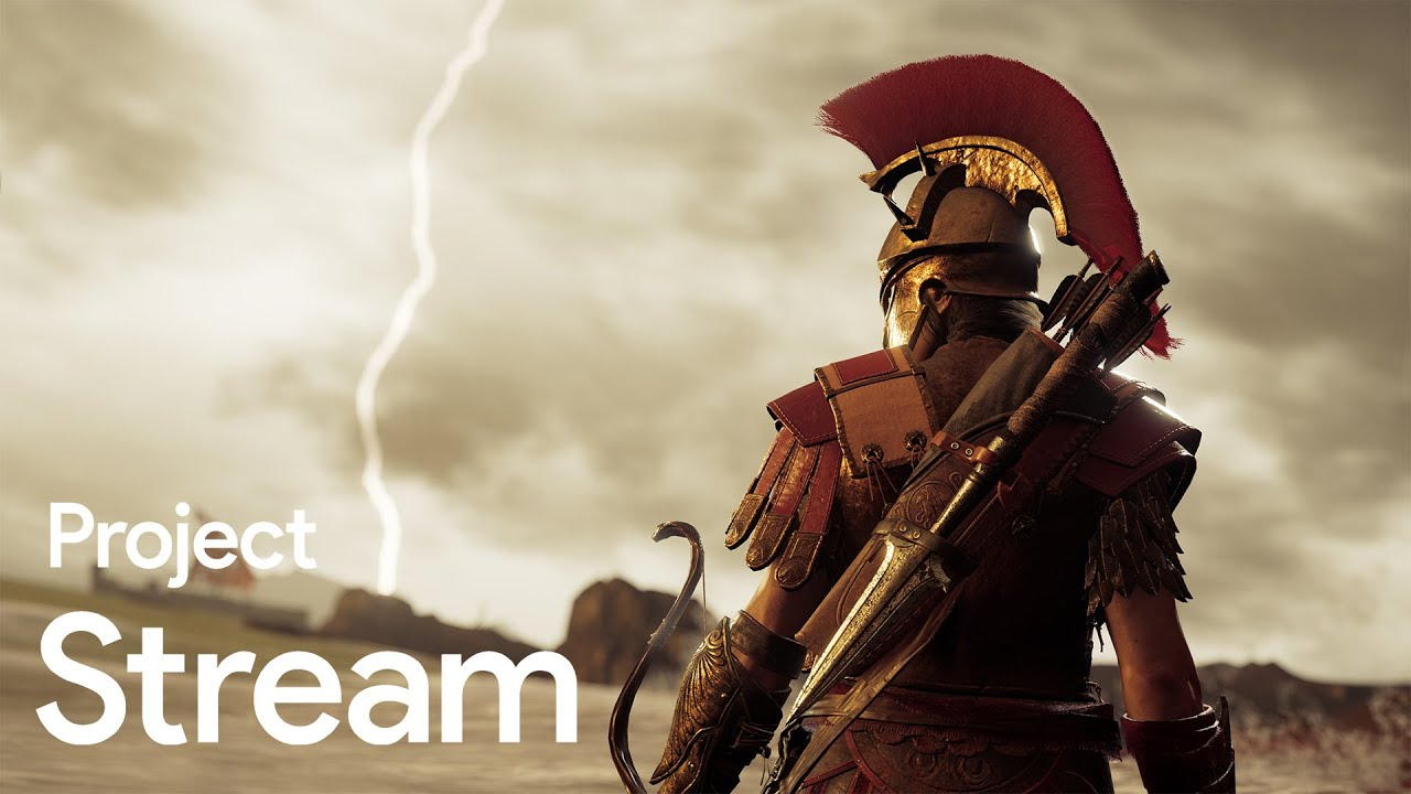 Project Stream Official Gameplay Capture