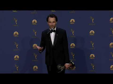 Matthew Rhys - Emmys 2018 - Full Backstage Speech