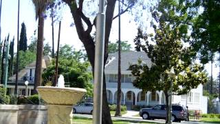 Redlands (CA) United States  city pictures gallery : Monumento di Abraham Lincoln a Redlands, CA USA parte 1