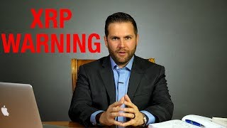 My Thoughts On Ripple (XRP) - Public Service Announcement